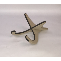SFM-1 Складная подставка для укулеле, МДФ, Мозеръ