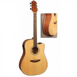 FLIGHT AD-200 CEQ NA - Электроакустическая гитара шестиструнная