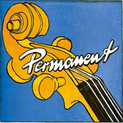 Permanent Soloist Cello 337080 Комплект струн для виолончели (металл) Pirastro