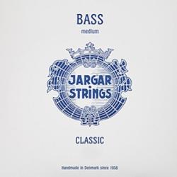 Bass-A Classic Отдельная струна А/Ля для контрабаса размером 4/4, среднее натяжение, Jargar Strings