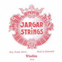 Violin-Set-Red Classic Комплект струн для скрипки размером 4/4, сильное натяжение, Jargar Strings