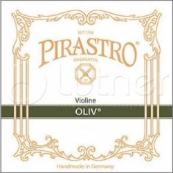 Oliv E Отдельная струна МИ для скрипки, петля, Pirastro, 311821