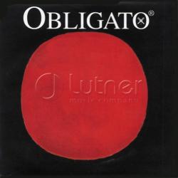 Obligato Violin D Отдельная струна РЕ для скрипки, Pirastro, 411321