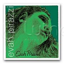 EVAH Violin D Отдельная струна РЕ для скрипки (синтетика/серебро), Pirastro, 419321