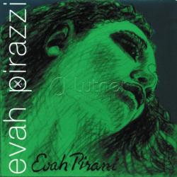 Evah Pirazzi Отдельная струна G/Соль для скрипки размером 4/4, синтетика/серебро, Pirastro, 419421