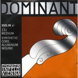 Dominant Отдельная струна А/Ля для скрипки размером 4/4, среднее натяжение, Thomastik, 131