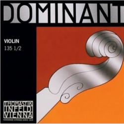 Dominant Комплект струн для скрипки размером 1/2, среднее натяжение, Thomastik, 135-1/2