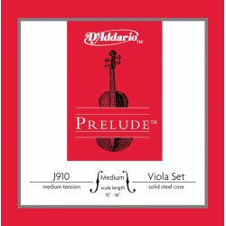 J910-MM PRELUDE Комплект струн для альта D`Addario