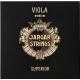 Viola-G-Superior Отдельная струна Соль/G для альта, среднее натяжение, Jargar Strings