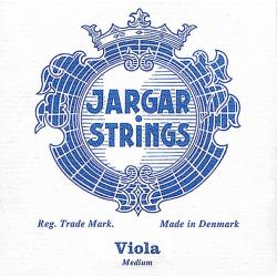 Viola-Set-Blue Classic Комплект струн для альта, среднее натяжение, Jargar Strings