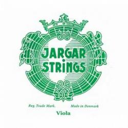 Viola-Set-Green Classic Комплект струн для альта, слабое натяжение, Jargar Strings