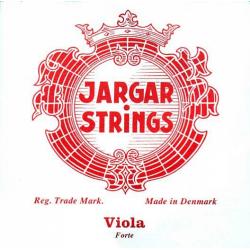 Viola-Set-Red Classic Комплект струн для альта, сильное натяжение, Jargar Strings