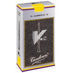 CR1925 V.12 Трости для кларнета Bb №2,5 (10шт) Vandoren