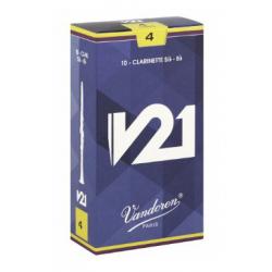 Vandoren Трость для кларнета Bb, CR-804 (№ 4)