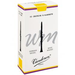 Vandoren Трость для кларнета с немецкой системой Bb, CR-1625 (№ 2-1/2)