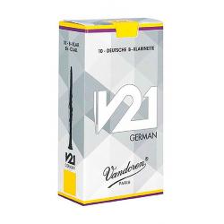 Vandoren Трость для кларнета, CR-8625 (№ 2-1/2)