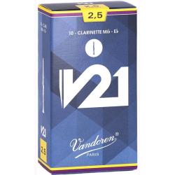 Vandoren Трость для кларнета, CR-8125 (№ 2-1/2)