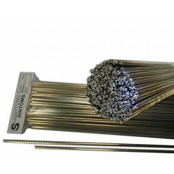 Ладовая пластина из нейзильбера, ширина 2.0мм, особо твердая, фабричная упаковка Sintoms, 206109Fe.h.