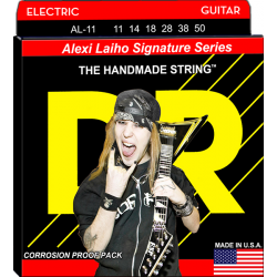 AL-11 Alexi Laiho Комплект струн для электрогитары, DR