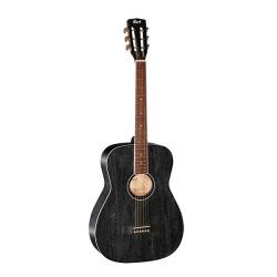 AF590MF-BOP Standard Series Электро-акустическая гитара, черная, Cort