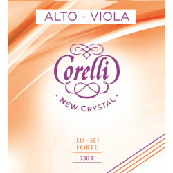 Cтруны для альта SAVAREZ CORELLI NEW CRISTALL 730F