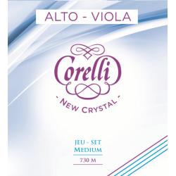 Cтруны для альта SAVAREZ CORELLI NEW CRISTALL 730M