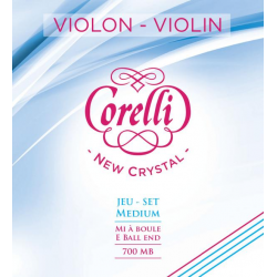 Cтруны для скрипки SAVAREZ Corelli Cristal 700MB