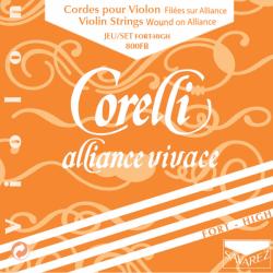 Cтруны для скрипки SAVAREZ Corelli Alliance 800FB