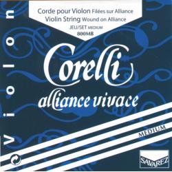 Cтруны для скрипки SAVAREZ Corelli Alliance 800MB