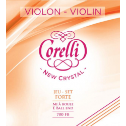 Струны для скрипки SAVAREZ CORELLI NEW CRISTAL 700FB
