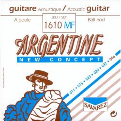 Струны для акустических гитар SAVAREZ 1610MF