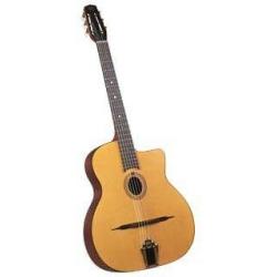 CIGANO GJ-0 - гитара типа Selmer