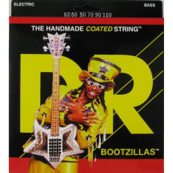 BOOTZILLAS Струны для бас гитар DR BZ-50