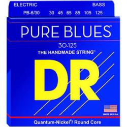 EXTRA-Life Струны для бас гитар DR PB6-30