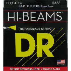 HI-BEAM Струны для бас гитар DR LMR-45