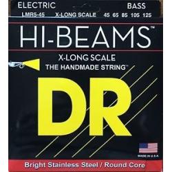 HI-BEAM Струны для бас гитар DR LMR5-45