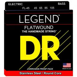 LEGEND Струны для бас гитар DR FL-45