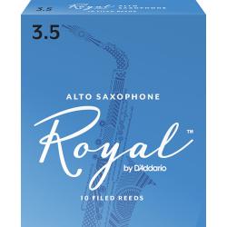 RJB1035 Rico Royal Трости для саксофона альт, размер 3.5, 10шт в упаковке Rico