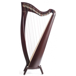 Арфа Колибри 34 струнная, Resonance Harps