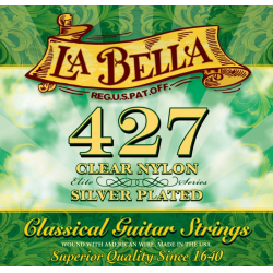427 Комплект струн для классической гитары La Bella