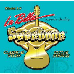 Струны для классической гитары LA BELLA 1S