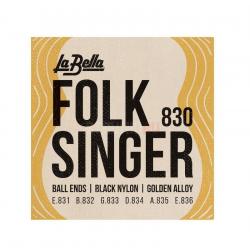 La Bella 830 Комплект струн для классической гитары