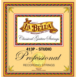 LA BELLA 413P - Струны для классической гитары Ла Белла