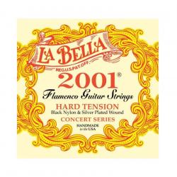 LA BELLA 2001H - Струны для классической гитары Ла Белла