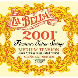 LA BELLA 2001FM - Струны для классической гитары Ла Белла