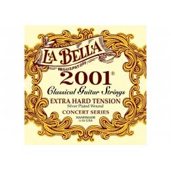 LA BELLA 2001EH - Струны для классической гитары Ла Белла