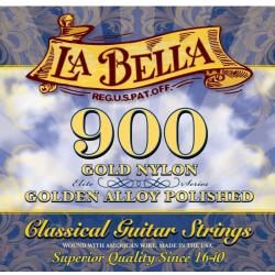 LA BELLA 900 - Струны для классической гитары Ла Белла