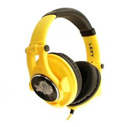 Wicked-Queen-Yellow Galaxy Series Наушники, Fischer Audio