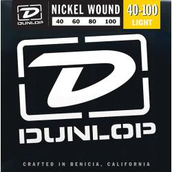DBN40100 Комплект струн для бас-гитары, Dunlop
