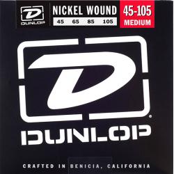 DBN45105 Комплект струн для бас-гитары, Dunlop